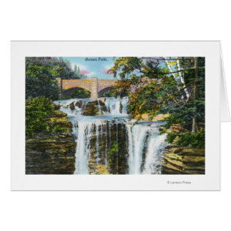 Hainesの滝の眺め カード