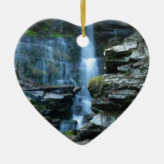 Hainesの滝 セラミックオーナメント