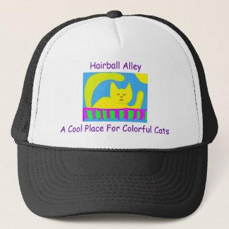 Hairballの細道の帽子 キャップ