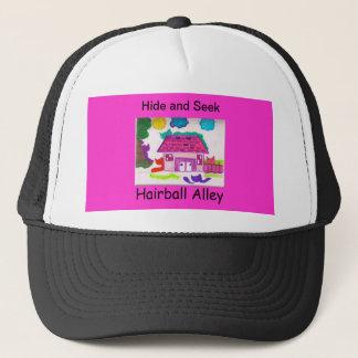 Hairballの細道の皮及びシークの帽子 キャップ