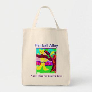 Hairballの細道の食料雑貨のトート トートバッグ