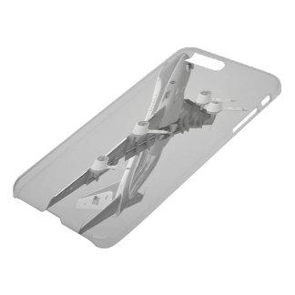 Hairforce 1は大統領のな飛行機を切札で取ります iPhone 7 plusケース