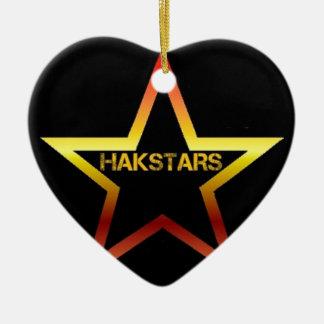 HAKSTARSのメガ店 セラミックオーナメント