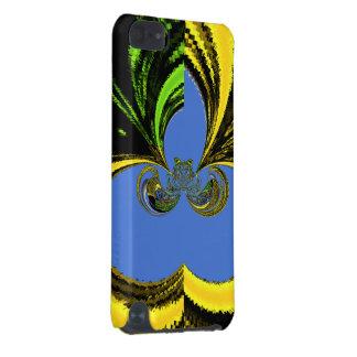 Hakunaあなた自身のカラフルなMatataのかわいいかわいらしい作成して下さい iPod Touch 5G ケース