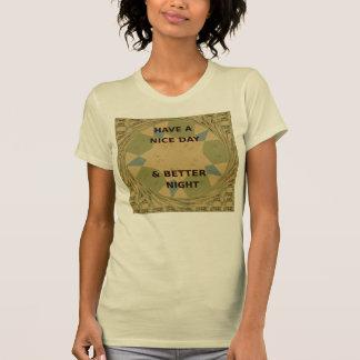 Hakunaのmatataの女性のアメリカの服装のTシャツ Tシャツ
