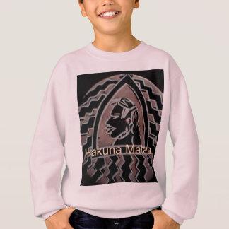 HakunaのmatataのFreshiのプルオーバーのスエットシャツ スウェットシャツ