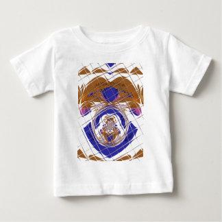 Hakuna Matata I愛エチオピア色design.png ベビーTシャツ
