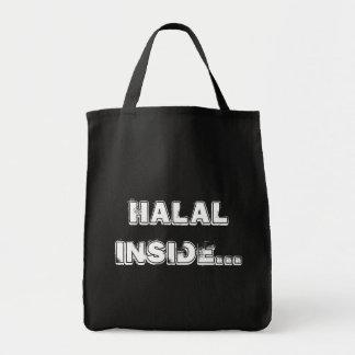 Halal内部… -ショッピングのトートバック トートバッグ