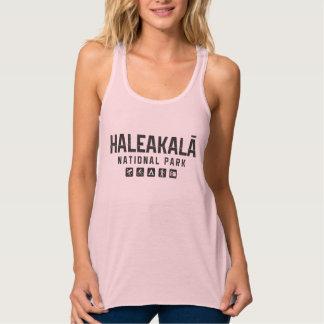 Haleakalaの国立公園(ハワイ)のflowyタンクトップ タンクトップ