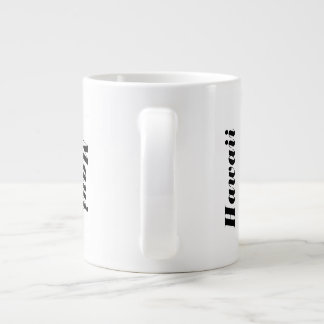 Haleakalaの日の出 ジャンボコーヒーマグカップ
