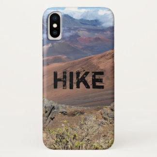 Haleakalaの電話箱 iPhone X ケース