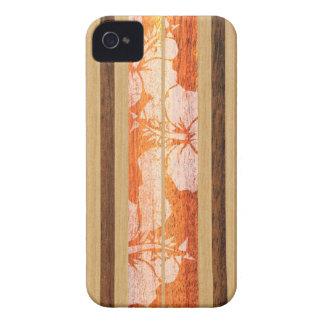 HaleiwaのサーフボードのハワイのiPhone 4つのケース Case-Mate iPhone 4 ケース