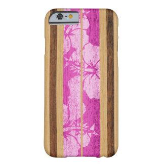 HaleiwaのサーフボードのハワイアンのiPhone6ケース Barely There iPhone 6 ケース