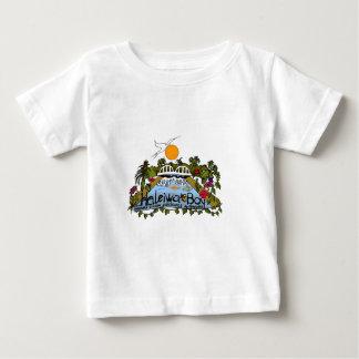Haleiwaの男の子 ベビーTシャツ