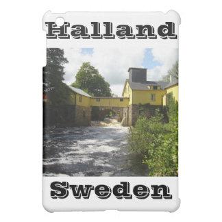 Hallandスウェーデン iPad Miniケース