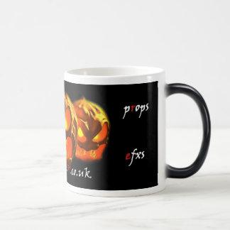 Halloween31.co.uk モーフィングマグカップ