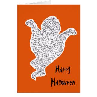Halloween カード