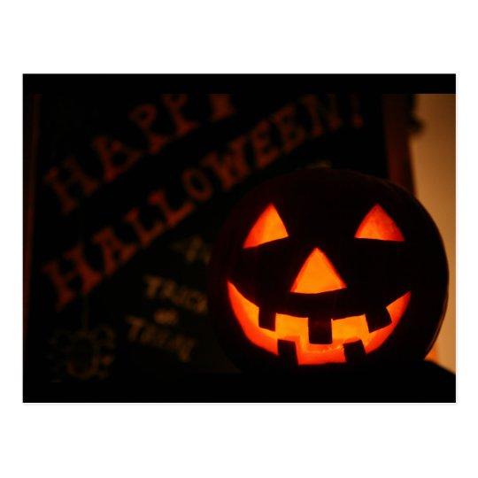 Halloween ポストカード