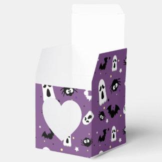 Halloween cute pattern フェイバーボックス