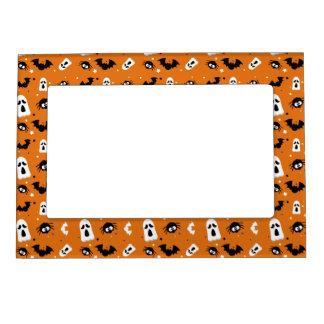Halloween cute pattern マグネットフレーム