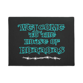Halloween Door Mat ドアマット