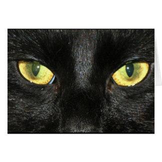 Halloween Eyes カード