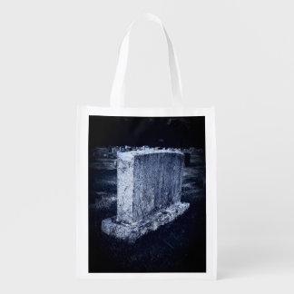 Halloween Grave Reusable Bag エコバッグ