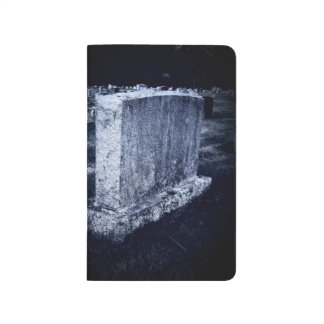 Halloween Gravestone Pocket Journal ポケットジャーナル