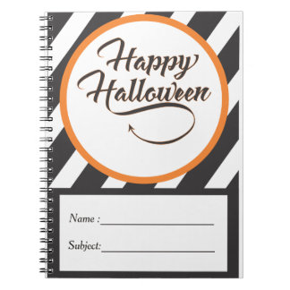 Halloween Note Book ノートブック