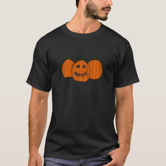 Halloween Pumpkin  Shirt Tシャツ