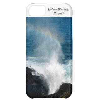 Halonaの打撃の穴、Hawai'i iPhone5Cケース