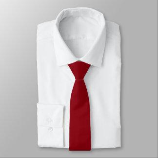 赤色ネクタイデザイン