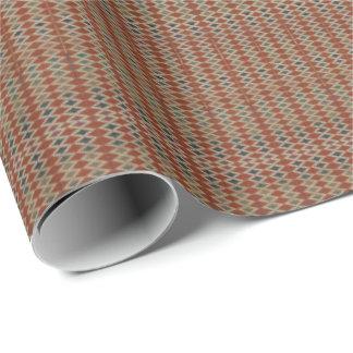 HAMbyWG -ギフト用包装紙-アメリカインディアンマッチ ラッピングペーパー