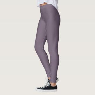 HAMbyWG -圧縮のレギンス-薄暗い薄紫 レギンス