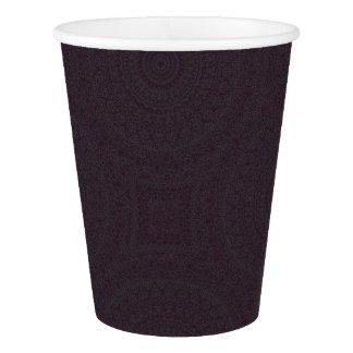 HAMbyWG -紙コップ、9つのoz - Bohoの暗闇のさくらんぼ 紙コップ