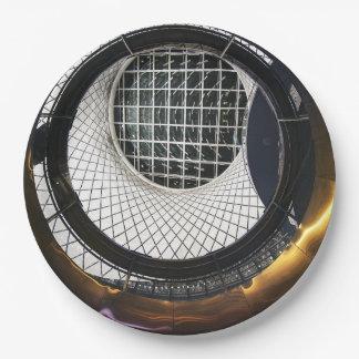 HAMbyWG -紙皿-未来派の建築 ペーパープレート