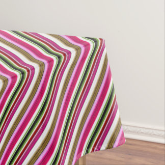 HAMbyWG - Table Cloth - Gradient Lines テーブルクロス