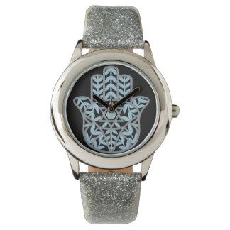 HameshのHamsaのデザインの腕時計 腕時計