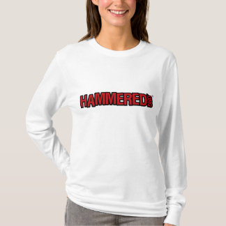 Hammered.org -女性 tシャツ
