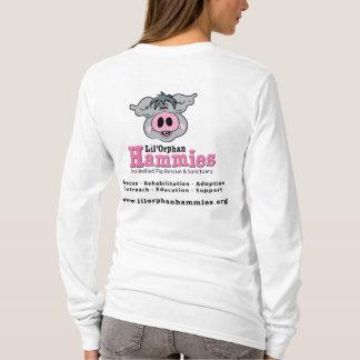 Hammie Logo Hoodie女性の Tシャツ