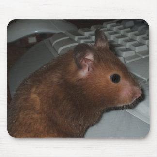 Hammyマウスパッド マウスパッド