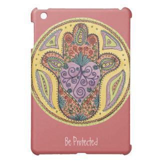 Hamsaの曼荼羅のiPadの場合 iPad Mini カバー