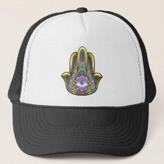 hamsa手の帽子 キャップ