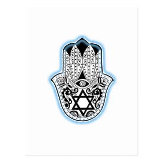 Hamsa ポストカード