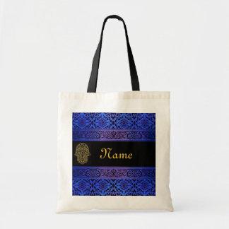 hamsa*lace*bag トートバッグ