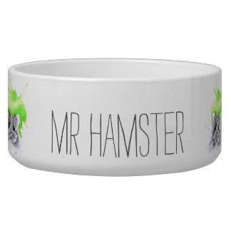 Hamster |氏の名前をカスタムする