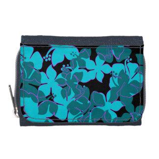 Hanaleiのハワイのハイビスカスの花柄の財布