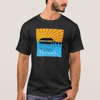 Hanalei桟橋 Tシャツ