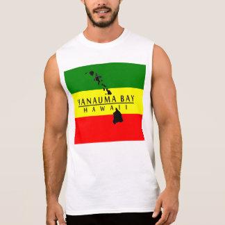 Hanauma湾およびレゲエのハワイ諸島 袖なしシャツ