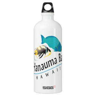 Hanauma湾のオウム及び制動機の魚 ウォーターボトル